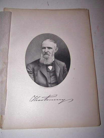 Image for THOMAS PENNEY  [Steel Engraved Portrait]
