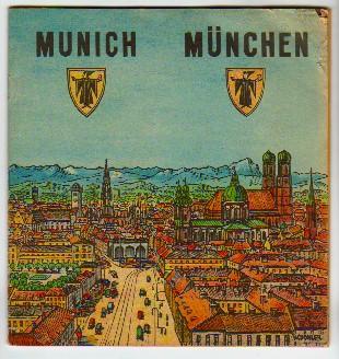 MUNICH - A Unique Town / MUNCHEN - Die Stadt der Einmaligkeit