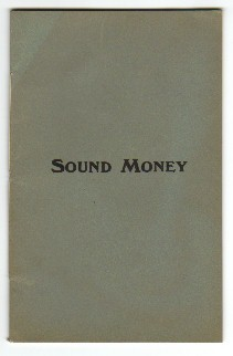 Image for SOUND MONEY