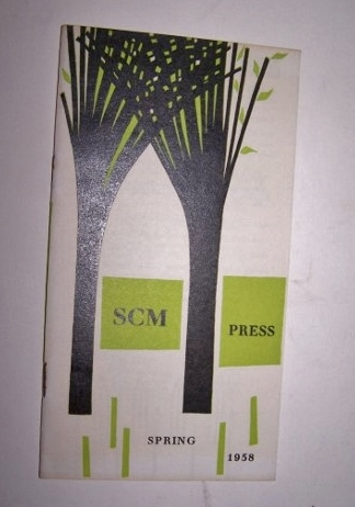 Image for SCM PRESS - Spring 1958