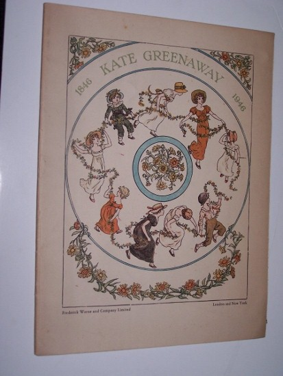 Image for A CENTURY OF KATE GREENAWAY 1846 - 1946