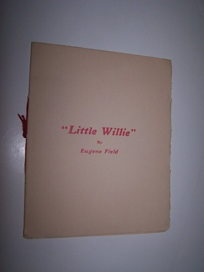 "Image for WHEN WILLIE WET THE BED [Cover Title: ""Little Willie"" )"