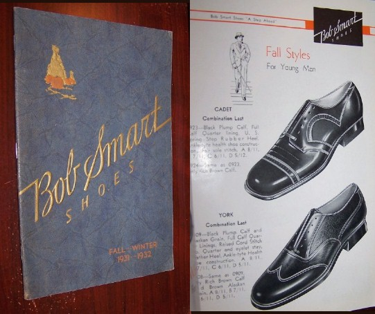 Image for BOB SMART SHOES Fall - Winter 1931-1932