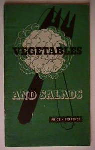 Image for VEGETABLES AND SALADS