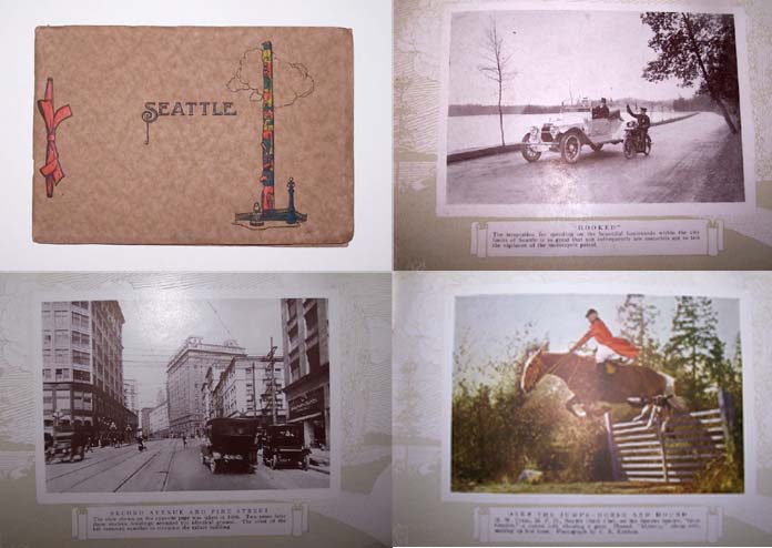 Image for SEATTLE [View Book]