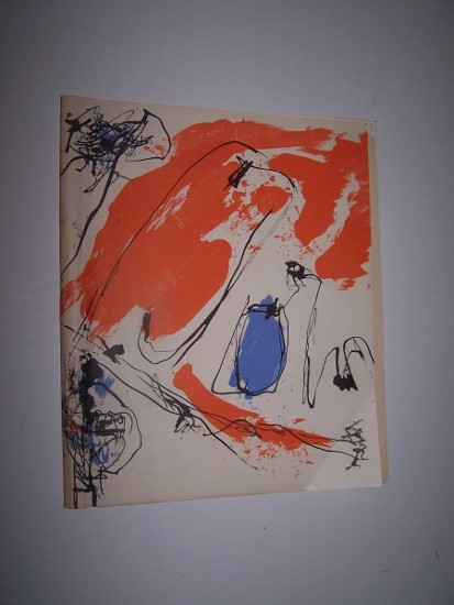 Image for Exhibition Asger Jorn April 24th to May 31st, 1958