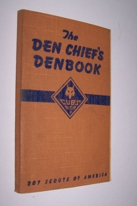 Image for THE DEN CHIEF'S DENBOOK Proof Edition