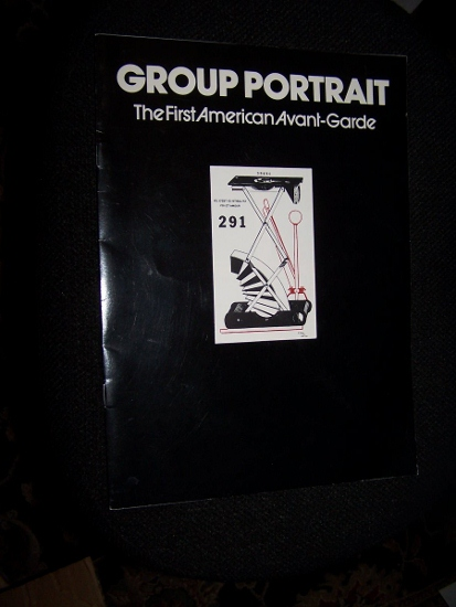 Image for GROUP PORTRAIT THE FIRST AMERICAN AVANT-GARDE