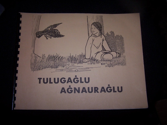 Image for Tulugaglu Agnauraglu (The Raven and the Girl)