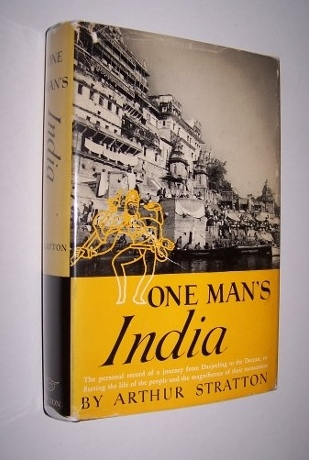 Image for ONE MAN'S INDIA