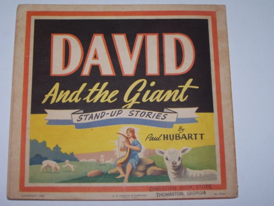 Image for DAVID and the GIANT