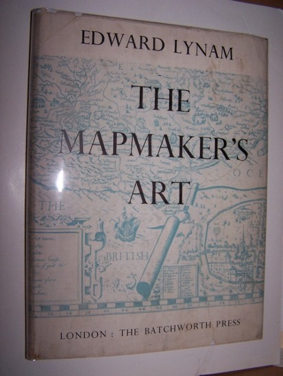 Image for THE MAPMAKERS ART  -  Essays on the History of Maps