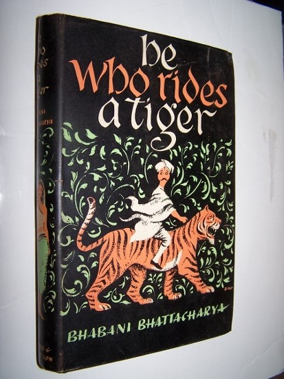 Image for HE WHO RIDES A TIGER