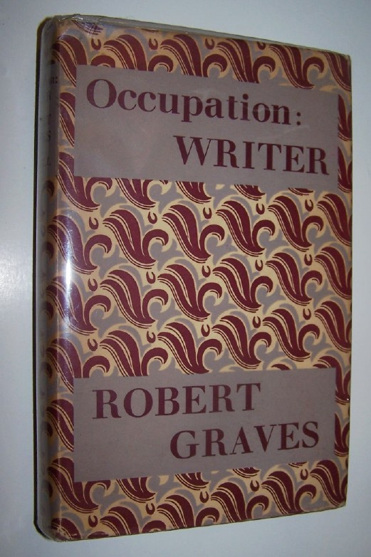 Image for OCCUPATION: WRITER