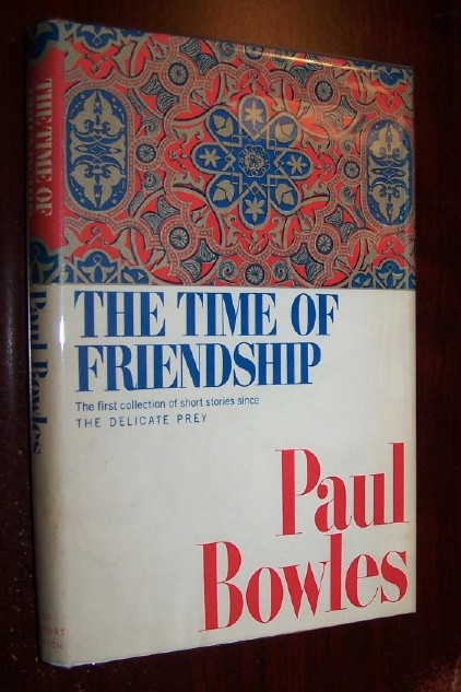 Image for THE TIME OF FRIENDSHIP