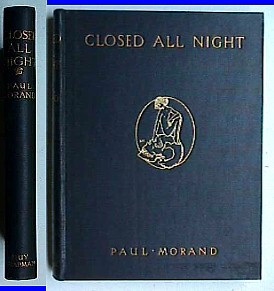 Image for CLOSED ALL NIGHT [ Signed limited edition ]