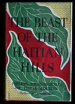Image for THE BEAST OF THE HAITIAN HILLS