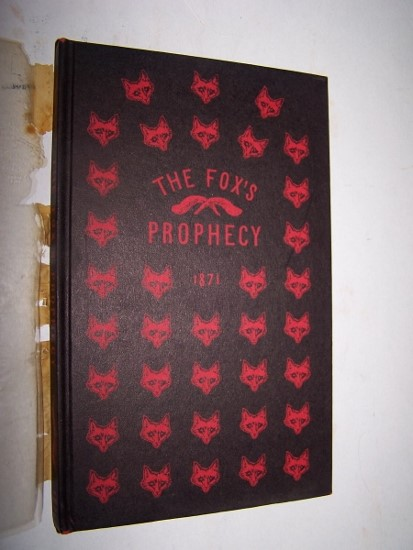 Image for THE FOX'S PROPHECY
