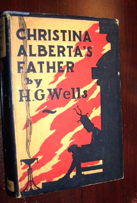 Image for CHRISTINA ALBERTA'S FATHER (First Edition; in Dustjacket)