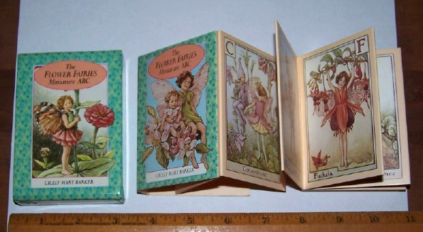 Image for THE FLOWER FAIRIES MINIATURE ABC