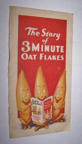 Image for The Story of 3 Minute Oat Flakes Fireless Cooked at the Mill