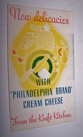 Image for New Delicacies with Philadelphia Brand Cream Cheese