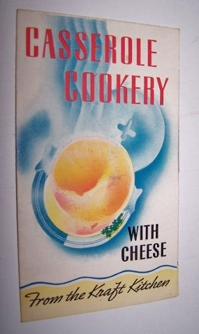 Image for Casserole Cookery with Cheese