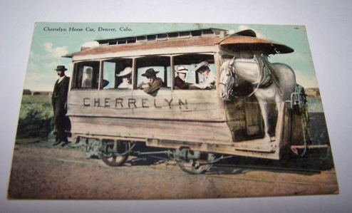 Image for Cherrelyn Horse Car, Denver Colo.
