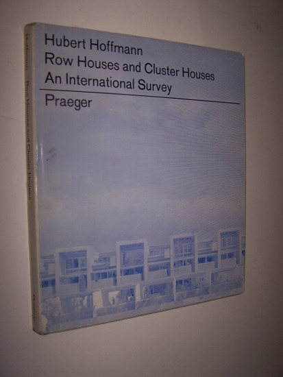 Image for Row Houses and Cluster Houses: An International Survey