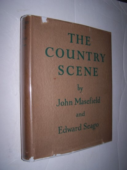 Image for THE COUNTRY SCENE in Poems by John Masefield and Pictures by Edward Seago