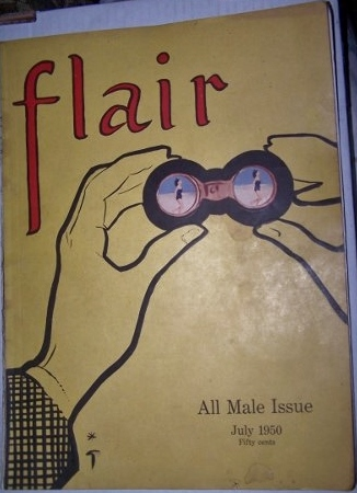 Image for FLAIR  The Monthly Magazine  Volume 1, Number 6: July 1950