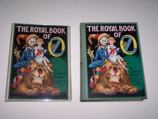 Image for THE ROYAL BOOK OF OZ