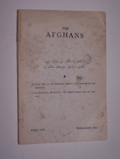 Image for THE AFGHANS