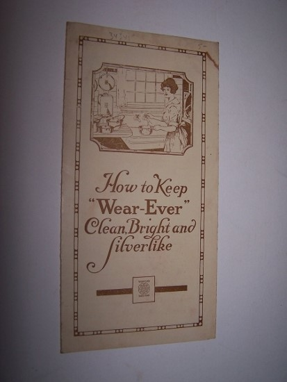 "Image for How to Keep ""Wear-Ever"" Clean, Bright and Silverlike"