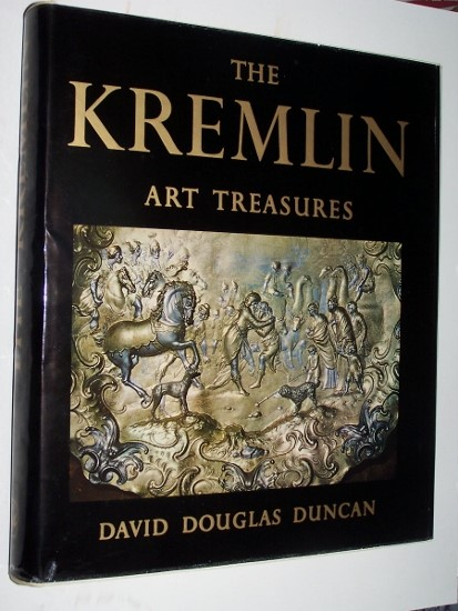 Image for ART TREASURES OF THE KREMLIN