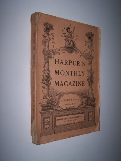 Image for Harper's Monthly Magazine - October Number, 1909