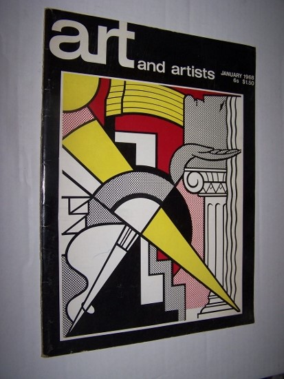 Image for Art and Artists (Volume Two, Number Ten, January 1968)