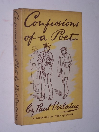 Image for Confessions of a Poet Introduction by Peter Quennell