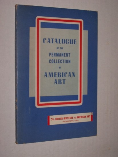 Image for CATALOGUE OF THE PERMANENT COLLECTION OF AMERICAN ART ISSUE OF OCTOBER, 1951