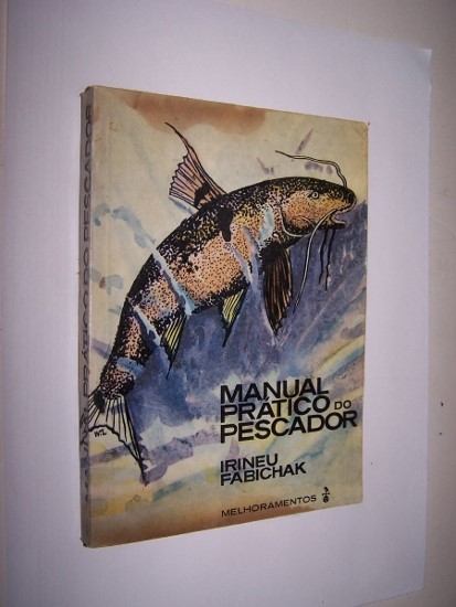 Image for MANUAL PRATICO DO PESCADOR