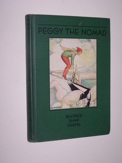 Image for PEGGY THE NOMAD