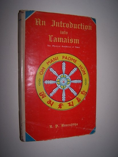 Image for AN INTRODUCTION INTO LAMAISM - The Mystical Buddhism of Tibet