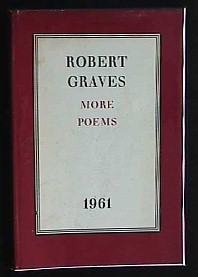 Image for MORE POEMS 1961