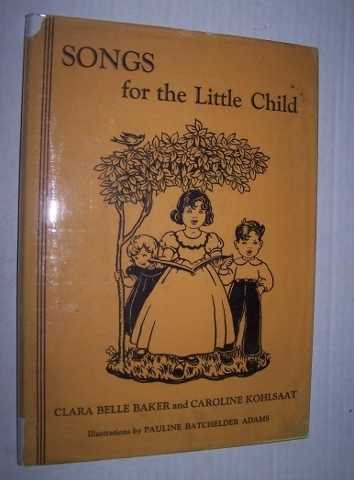 Image for SONGS FOR THE LITTLE CHILD