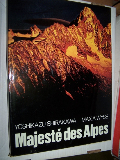 Image for MAJESTE DES ALPES