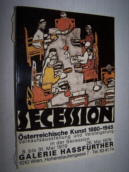 Image for SECESSION - Osterreichische Kunst 1880-1945