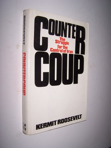 Image for COUNTERCOUP -  The Struggle for the Control of Iran