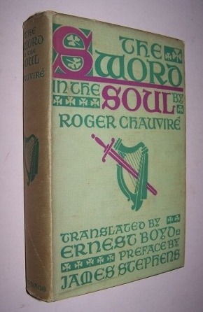 Image for THE SWORD IN THE SOUL [in scarce dustjacket]