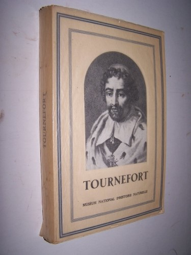 Image for Tournefort  [Grands naturalistes francais; collection dirigée par Roger Heim]