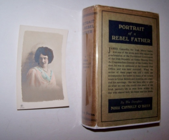 Image for PORTRAIT OF A REBEL FATHER   [in the scarce dustjacket ] With a Preface by Robert Lynd